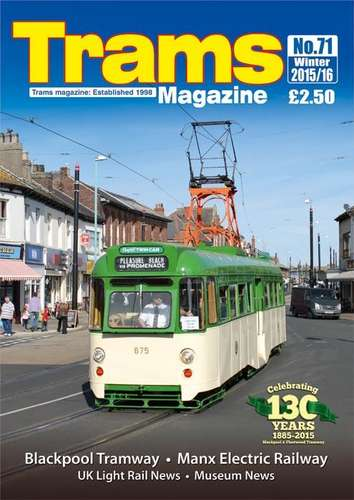 TRAMS Magazine 71 - Winter 2015 - 16