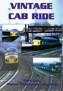 Vintage Cab Ride Part 2: Market Harborough - Sheffield