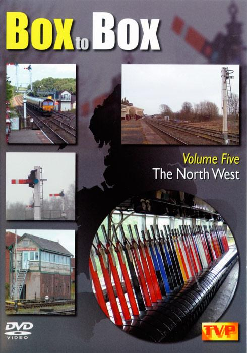 Box to Box Volume 5 - The North West