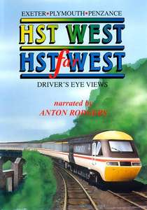 HST West and HST Far West - Exeter Plymouth Penzance - InterCity 125