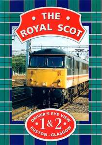 The Royal Scot - Class 87 London Euston to Glasgow Central