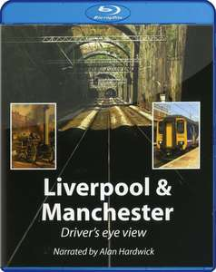 Liverpool and Manchester Drivers Eye View - Blu-ray