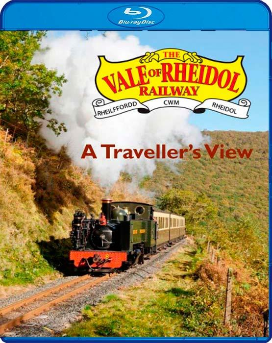 The Vale of Rheidol Railway - A Travellers View - Blu-ray