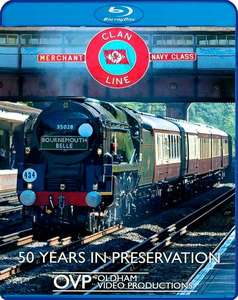 Clan Line - 50 Years in Preservation - Blu-ray