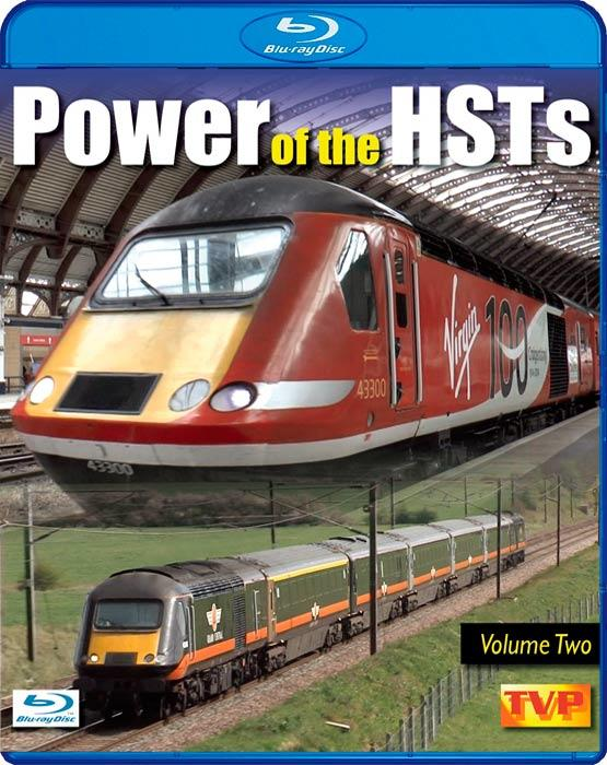 Power of the HSTs - Volume 2 - Blu-ray