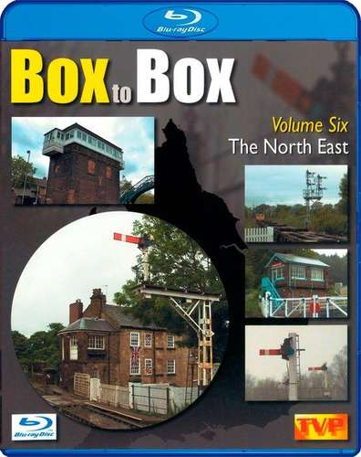 Box to Box Volume 6 - The North East - Blu-ray