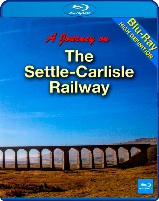 A Journey on the Settle-Carlisle Railway - Blu-ray