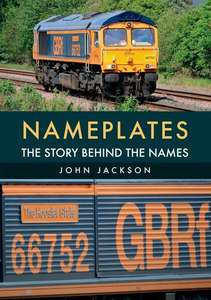 Nameplates - The Story Behind the Names - Book