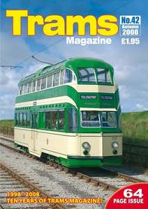 TRAMS Magazine 42 - Autumn 2008