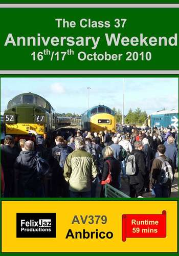 The Class 37 Diesel 50th Anniversary Weekend