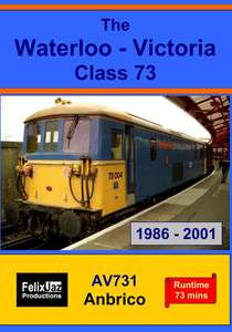 The Waterloo-Victoria Class 73 1986 - 2001