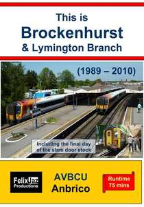 This is Brockenhurst and Lymington Branch - 1989 - 2010)
