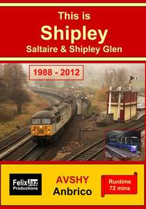 This is Shipley Saltaire and Shipley Glen