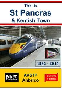 This is St Pancras and Kentish Town 1993 - 2015