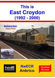 This is East Croydon 1992 - 2000