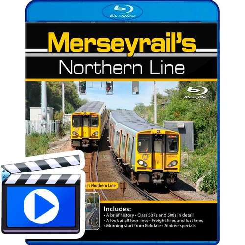 Merseyrail's Northern Line (1080p HD)