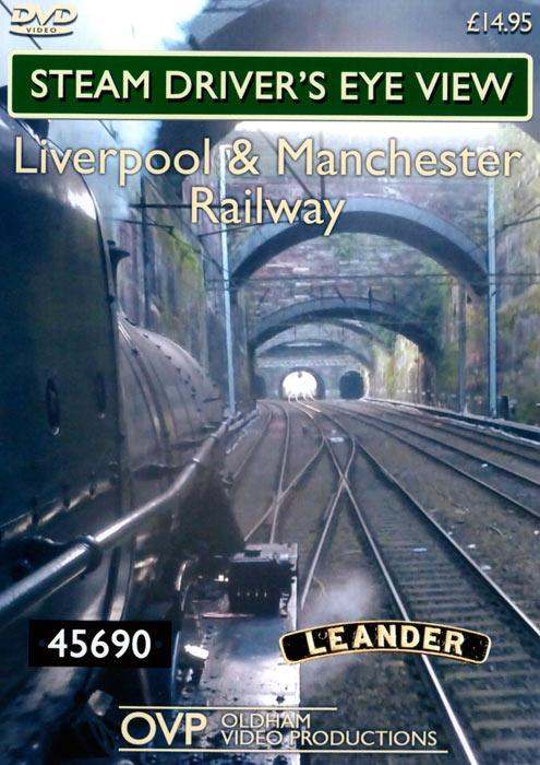 Steam Driver's Eye View - Liverpool & Manchester Railway