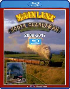 Mainline - Scots Guardsman 2009-2017. Blu-ray