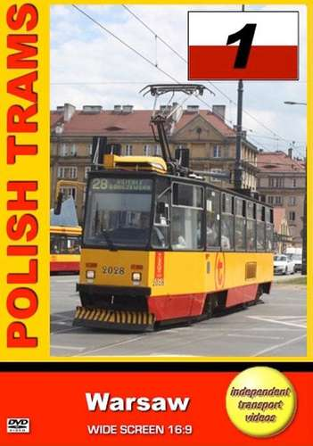 Polish Trams 1: Warsaw