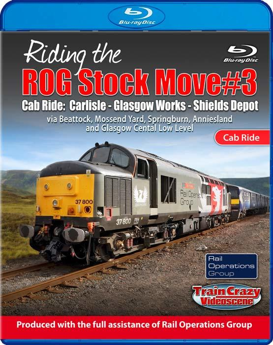 Riding the ROG Stock Move #3. Blu-ray