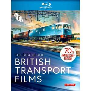 The Best of The British Transport Films 70th Anniversary