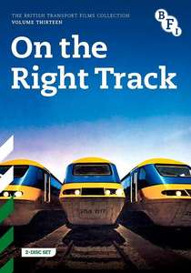 British Transport Films Volume 13: On the Right Track