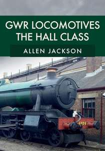 GWR Locomotives - The Hall Class