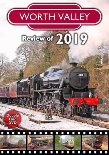 Keighley and Worth Valley Railway - Review of 2019