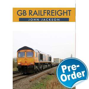 GB Railfreight Book