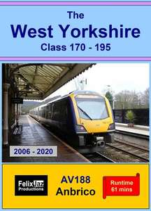 The West Yorkshire Class 170 - 195 (2006 - 2020)