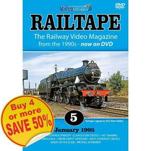 RAILTAPE No. 5 - January 1995