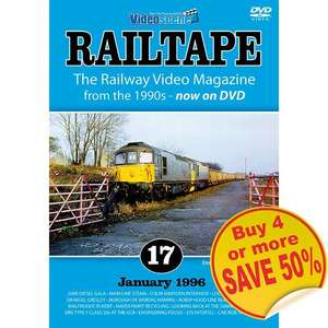 RAILTAPE No. 17 - January 1996