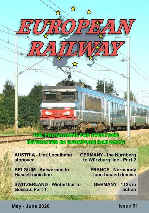European Railway: Issue 91