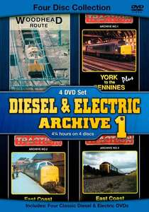 Diesel & Electric Archive No.1