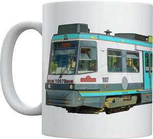 Light Rail Mug Collection - Manchester Metrolink T68
