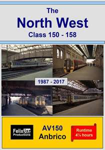 The North West Class 150 -158 - 1987-2017  - 4 Disc Set