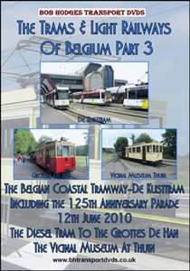 The Trams & Light Railways of Belgium Part 3