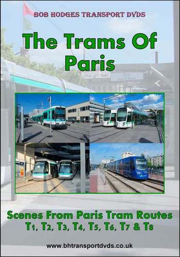 The Trams Of Paris