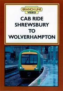 Cab Ride - Shrewsbury to Wolverhampton