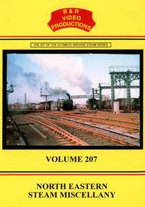 North Eastern Steam Miscellany - Volume 207