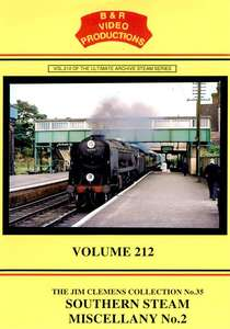 Southern Steam Miscellany No.2 - Volume 212