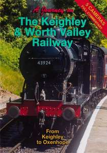 A Journey on The Keighley and Worth Valley Railway