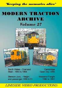 Modern Traction Archive - Volume 27