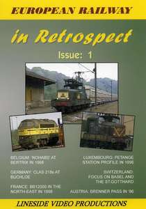 European Railway in Retrospect - Issue 1