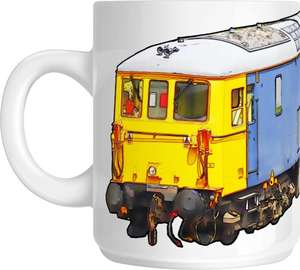 The Class 73 - Big Freight Mug Collection