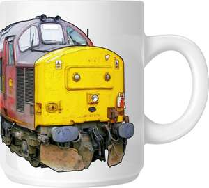 The Class 37 Mug Collection - No.2