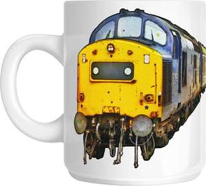 The Class 37 Mug Collection - No.5
