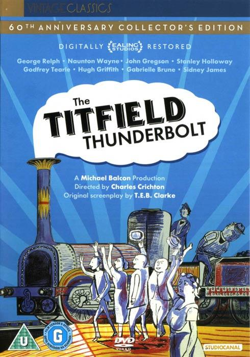 The Titfield Thunderbolt - 60th Anniversary Collector's Edition