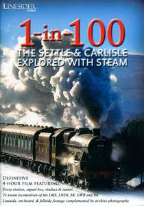 1-in-100 - The Settle and Carlisle Explored with Steam