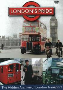 Londons Pride - The Hidden Archive of London Transport DVD